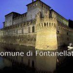 Fontanellato_Notturno_Rocca_Sanvitale_b